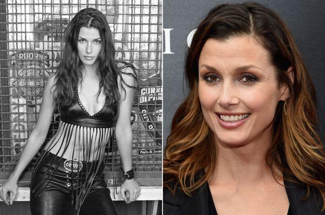 Comparación de la actriz que interpretó a rachel en la película Coyote Ugly