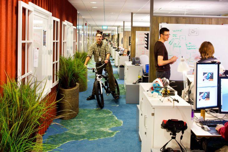 Oficinas de google