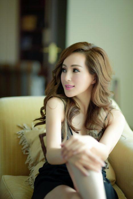 Candy Lo modelo china