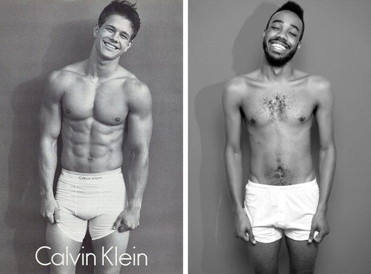 Modelos Calvin Klein