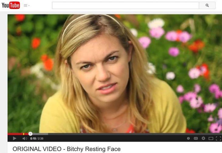 Video sobre Resty Bitch Face