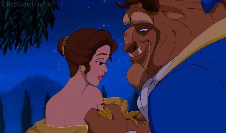 Princesa Belle de la bella y la bestia