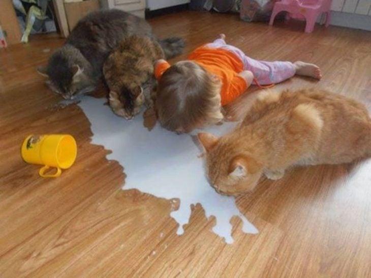 Vivir con niños es divertido (3)