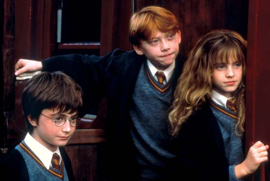 Actores de la película harry potter