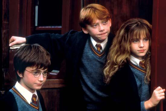 Actores de la película harry potter