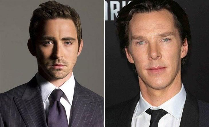 Lee Pace y Benedict Cumberbatch
