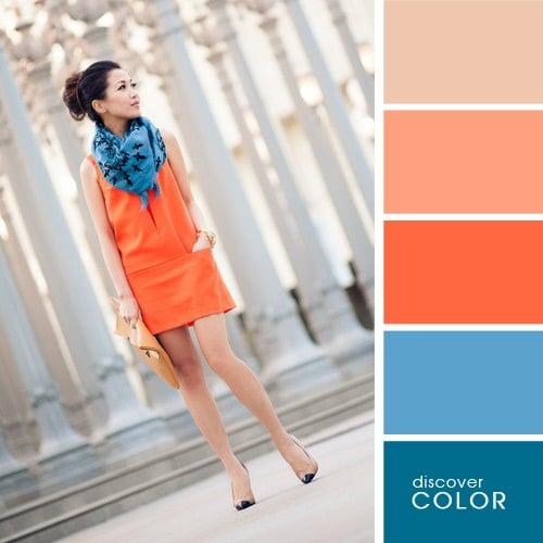 23 ideas de como debes combinar tu ropa para lucir perfecta - Que colores combinan con el lila ...
