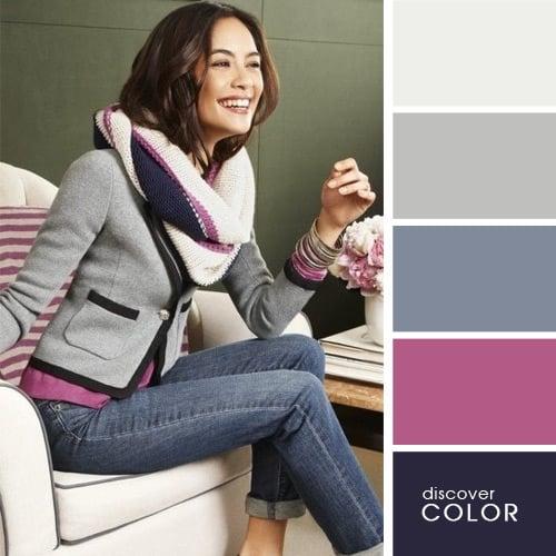 23 ideas de como debes combinar tu ropa para lucir perfecta for Colores sensuales