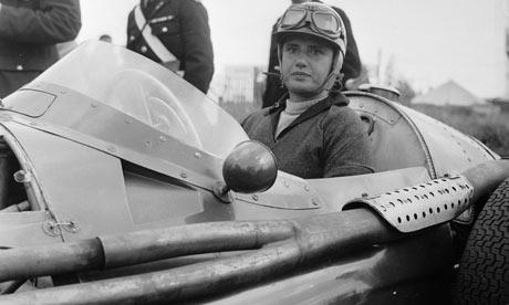 Maria teresa primera mujer piloto de la formula 1