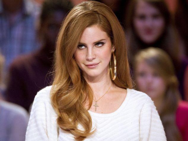 Lana del Rey en un concurso de talento