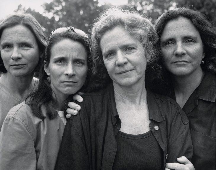 Hermanas Brown: retratos de hace 40 años
