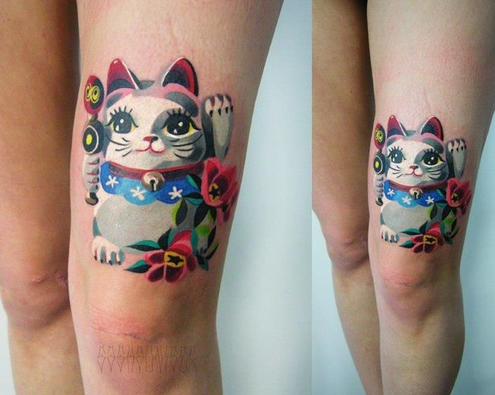 tatuajes gatos (1)