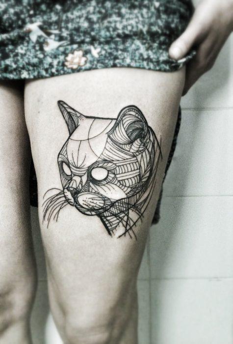 tatuajes gatos (17)
