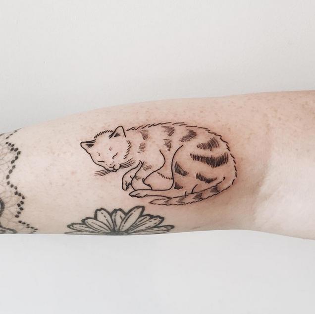 tatuajes gatos (2)