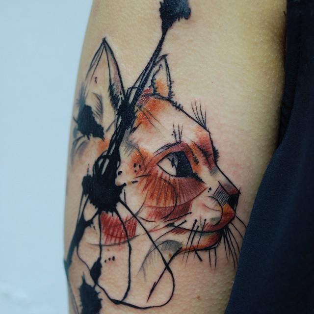 tatuajes gatos (20)