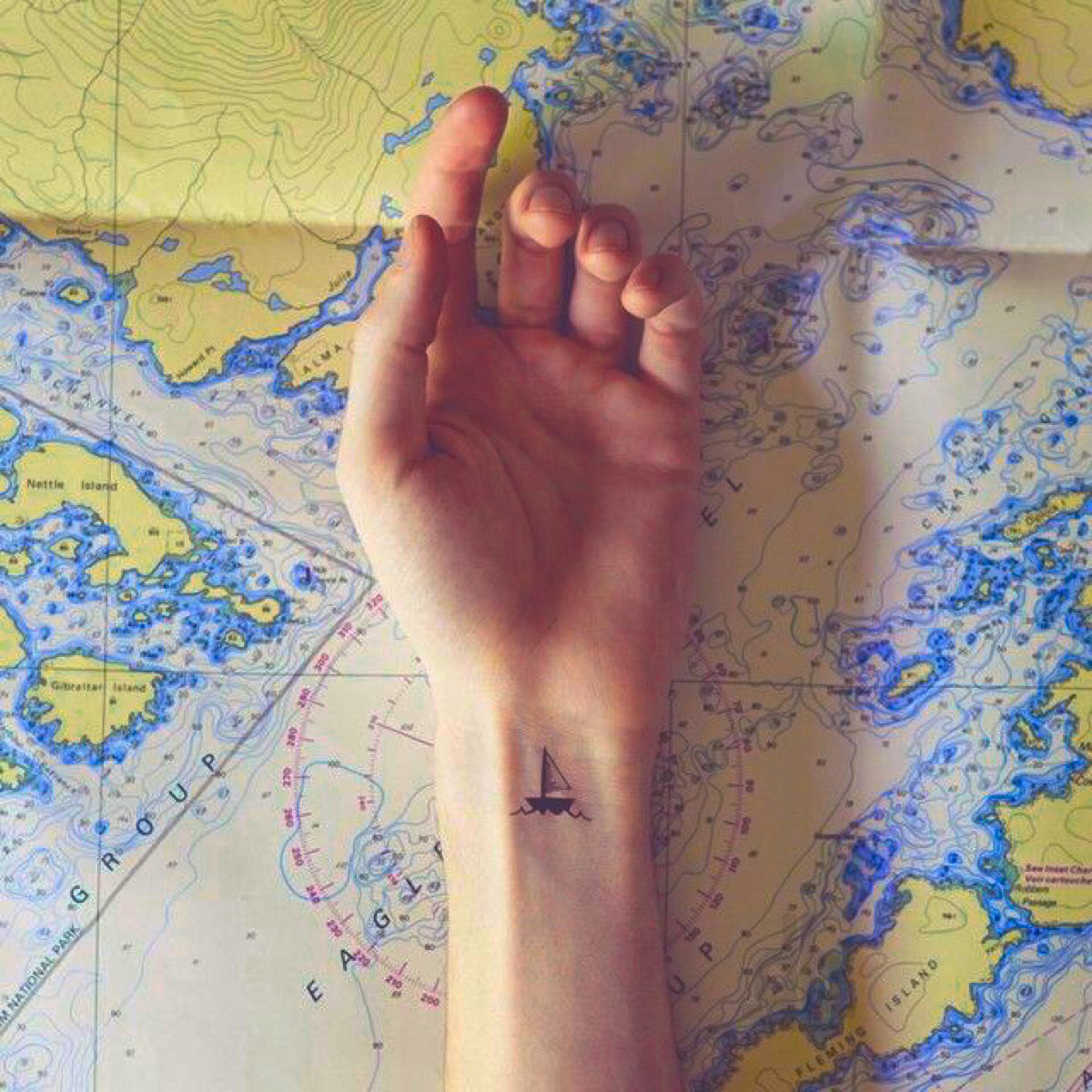 20 Tatuajes Pequenos Pero Con Un Gran Significado