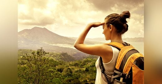 Las personas que AMAN viajar solas tienen algo en común: son SABIAS