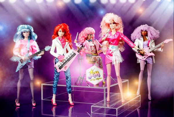 Jem y los hologramas muñecas