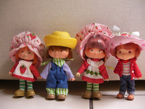 juguetes Rosita Fresita