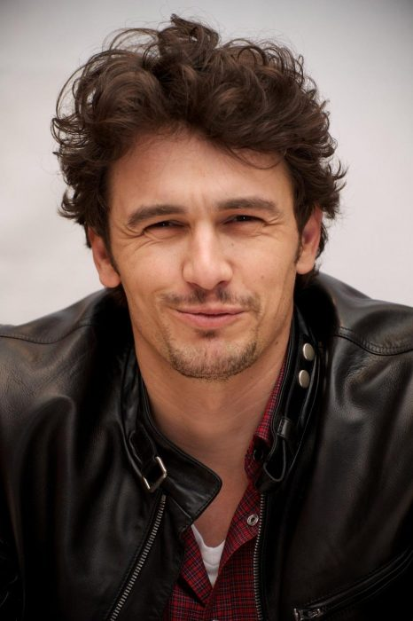 James Franco Sonriendo