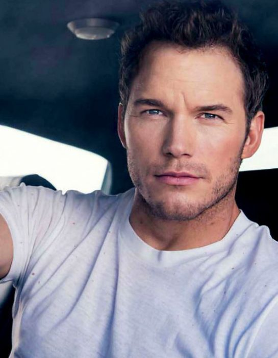 Chris Pratt mirada seductora