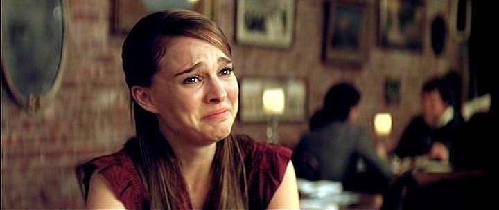 Natalie portman llorando
