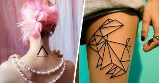 30 Tatuajes minimalistas para mujeres que vas a querer hacerte ahora mismo