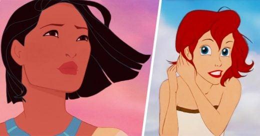 Así es como lucen las princesas de Disney con el cabello corto