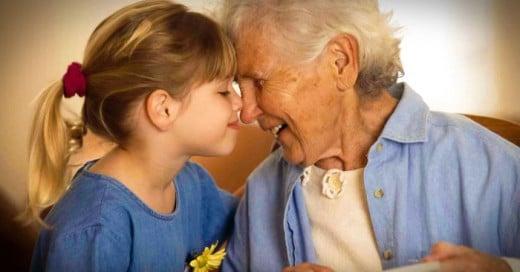 10 Cosas que suceden cuando creces junto a tus abuelos