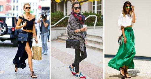 13 Esenciales consejos de estilo para las chicas que son muy altas