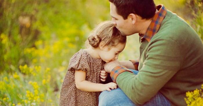 'Cuando me haya ido': El profundo mensaje de un padre a su hija