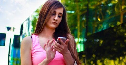 20 Molestos mensajes de texto que las chicas reciben cuando están solteras