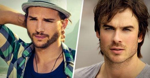 20 hombres que demuestran que la línea de la mandíbula puede ser simplemente perfecta