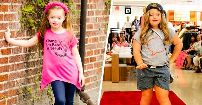Por primera vez, la marca de ropa 'GAP' hará una campaña con modelos con Síndrome de Down