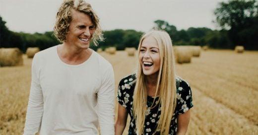 9 Razones por las que todos los hombres deberían salir con una chica que los hace reír