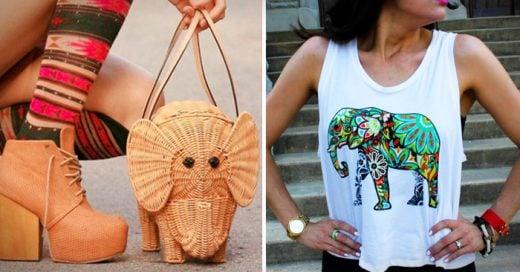 31 Productos que toda chica amante de los elefantes necesita en su hogar