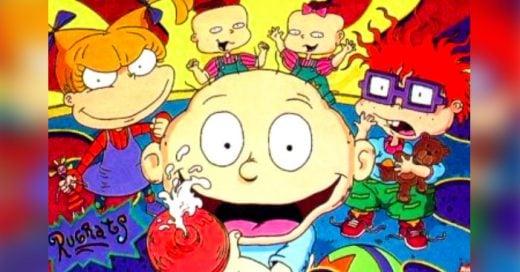 Nickelodeon lanzará 'The Splats', ¡un canal con las mejores caricaturas de los 90!