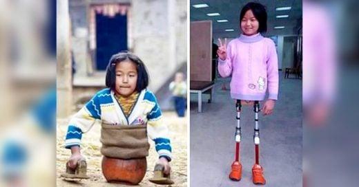 La conmovedora historia de 'la chica baloncesto' de China, te hará creer que nada es imposible