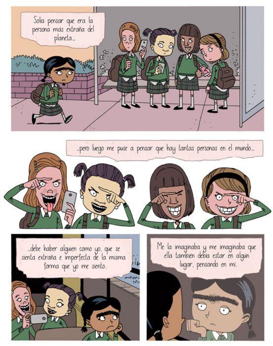 Segunda parte del cómic de Frida Kahlo