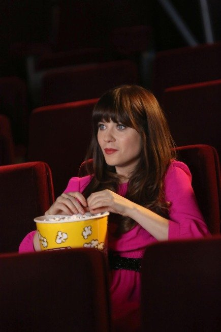 Escena de la serie New Girl