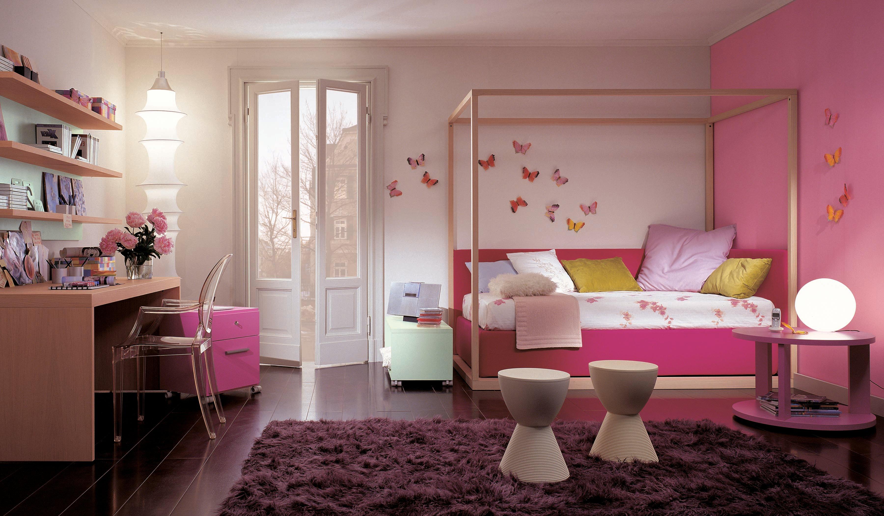 25 Dise Os Que Har N Inspirarte Para Decorar Tu Habitaci N ~ Decoracion De Habitacion De Niña