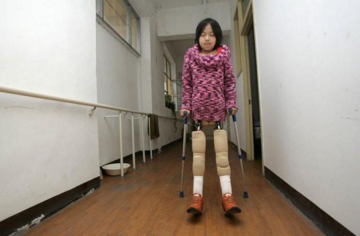 Qian en rehabilitación