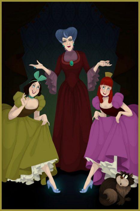 Las villanas tienen un final feliz (4)