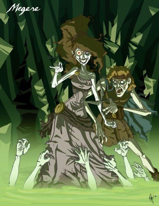 Princesas espeluznantes (8)