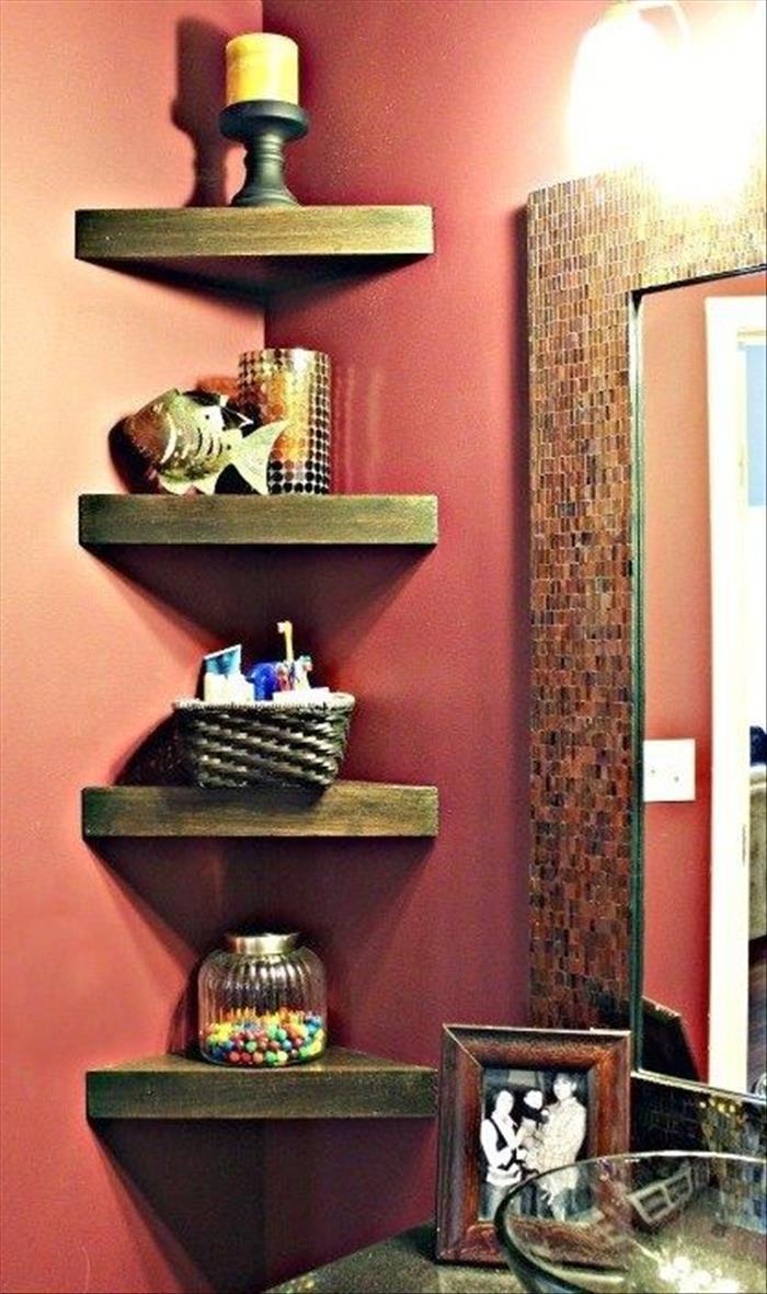 20 ingeniosas ideas que tienes que hacer en tu departamento for Articulos de decoracion para casa