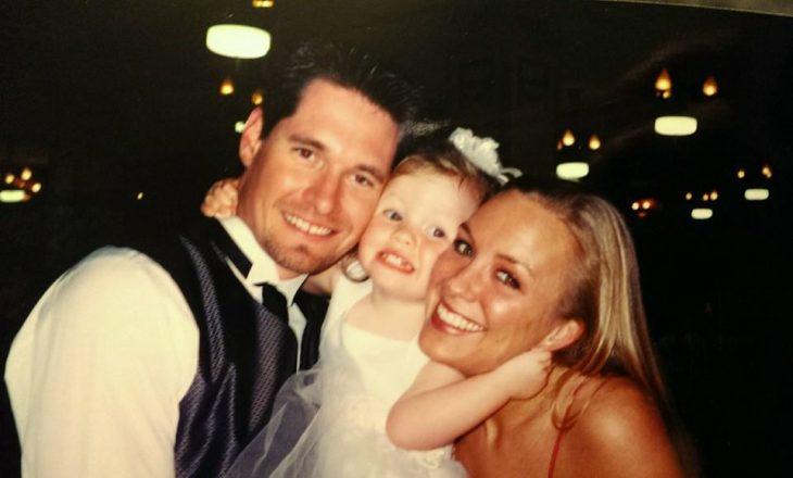 Familia Candice Curry boda