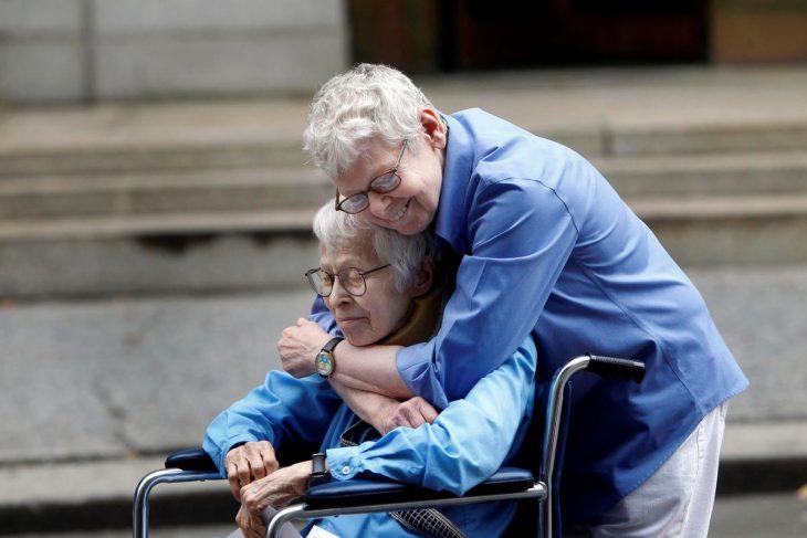 primera pareja del mismo sexo en casarse en Nueva York