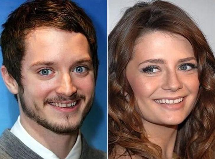 Elijah Wood y Misha Barton
