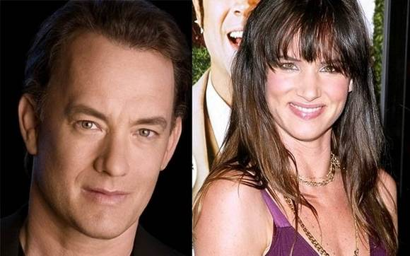 Tom Hanks y Juliette Lewis