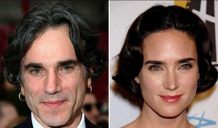 Daniel Day Lewis y Jennifer Connelly